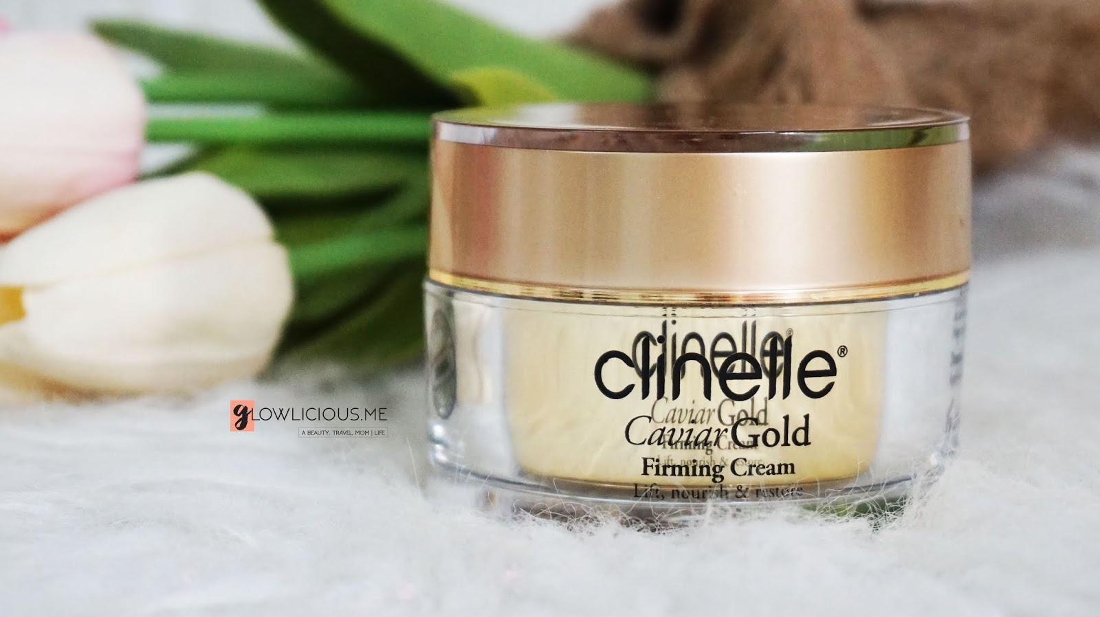 Clinelle Caviar Gold Firming Cream