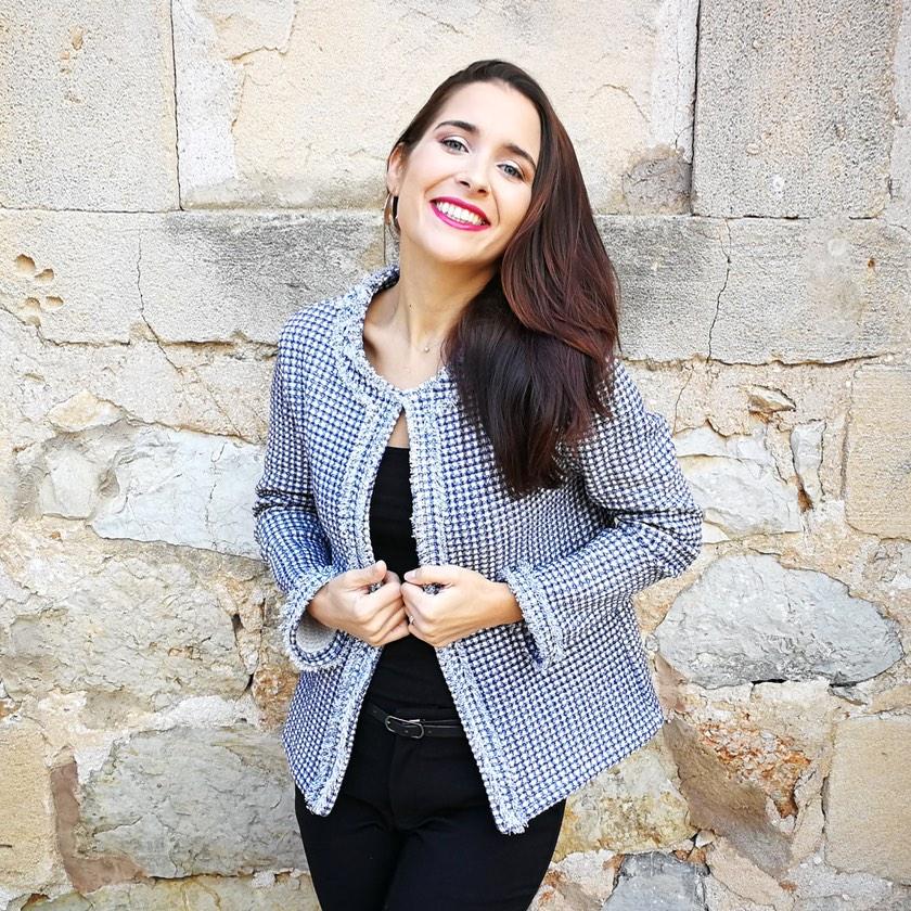 Cómo hacer una chaqueta Chanel: trazar patrón, corte y confección