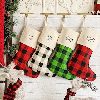 personalizes stocking