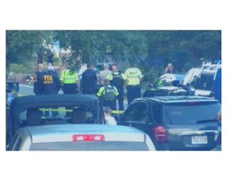 2 officiers et un suspect abattu à Falmouth