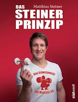 Buchcover Steiner Prinzip