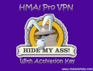 HMA Pro VPN With Activation Key