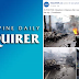 Angry netizens slams Philippine Daily Inquirer for spreading fake photos about Marawi incident