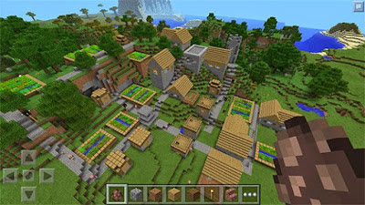 Minecraft Pocket Edition Apk-2