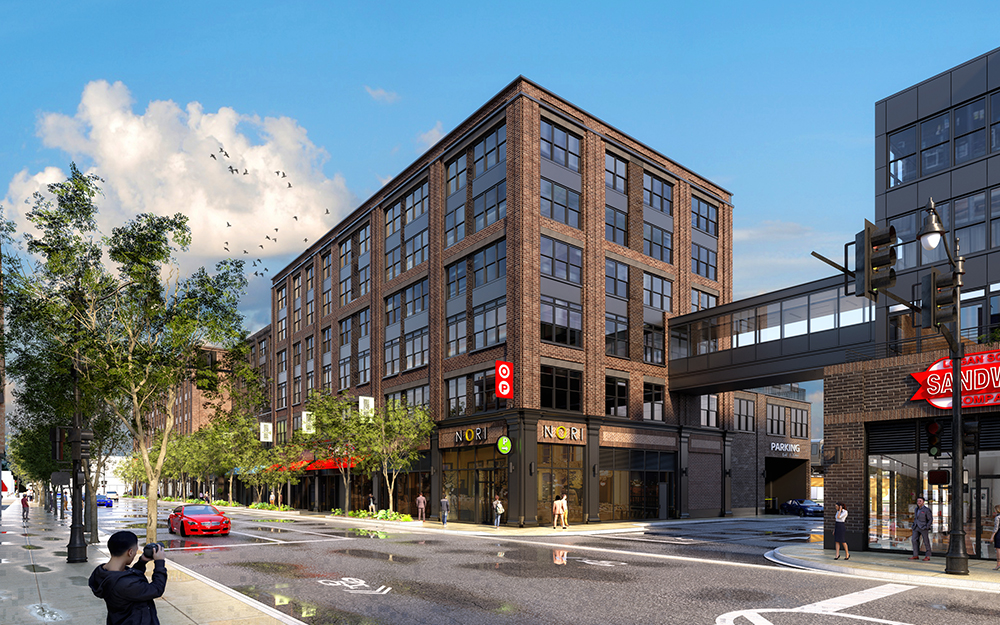 aecceb779 HFF announces joint venture equity for Logan s Crossing Apartments in  Chicago