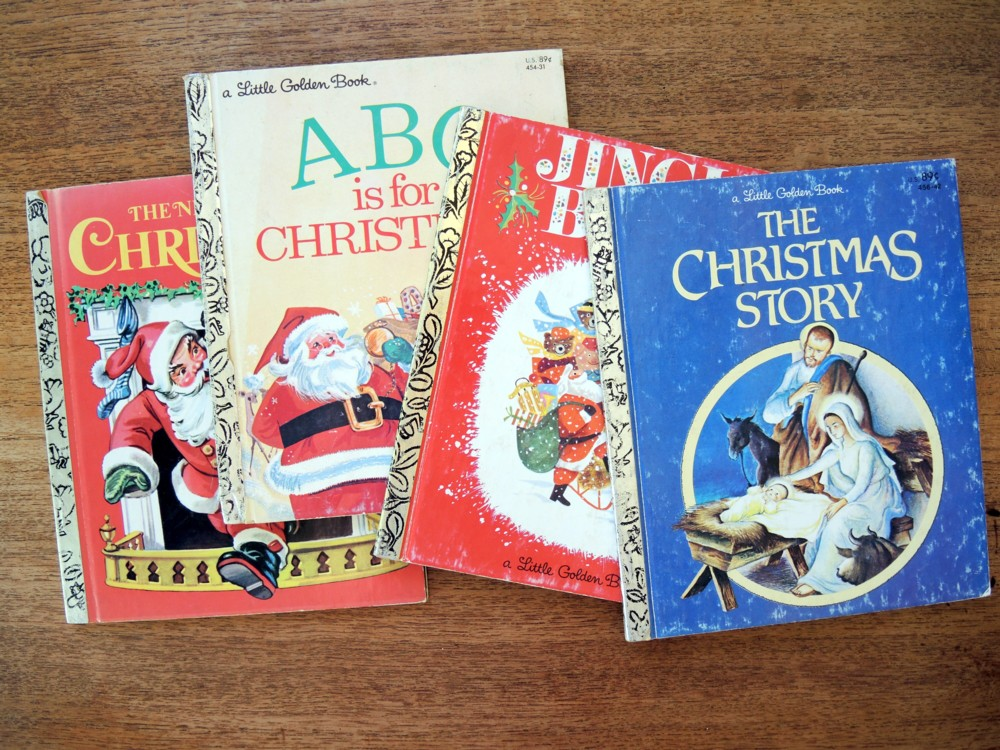 katiecrackernuts.blogspot.com.au || thrifty christmas childrens books