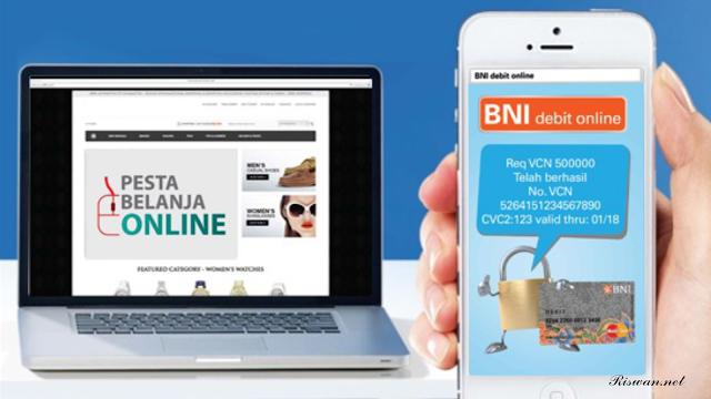 Cara Membuat VCN BNI Melalui Aplikasi BNI Mobile - Riswan.net
