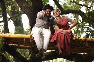 Aarya Catherine Tresa Starring Kadamban Tamil Movie Stills  0016.jpg