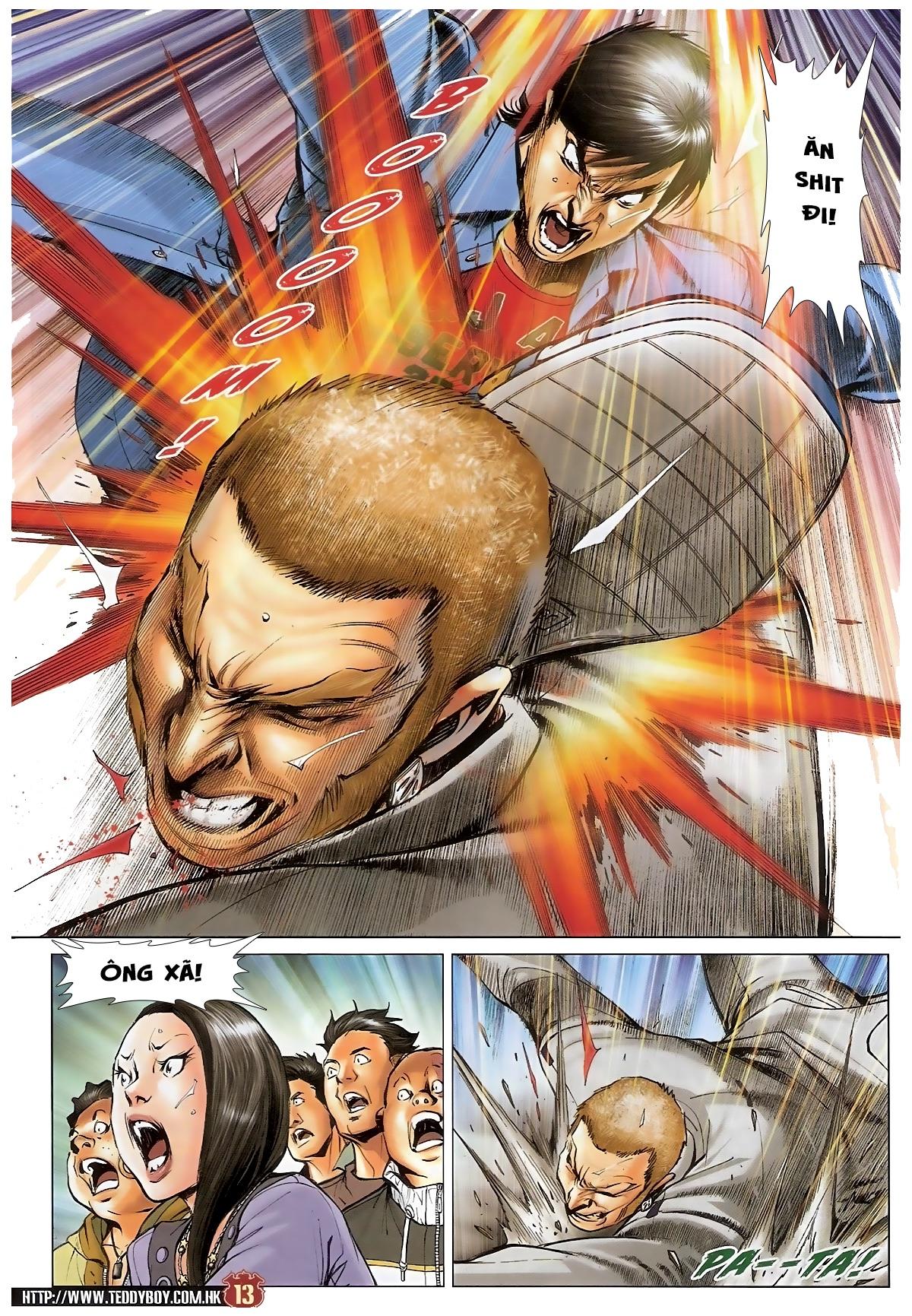 Người Trong Giang Hồ - Chapter 1567: Chơi bẩn - Pic 12