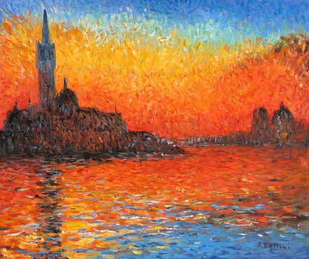 Impresionismo Expresionismo Pintura Impresionista