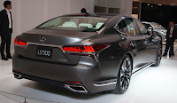 2018 new Lexus Ls 500 Redesign And Price