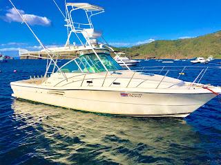 Papagayo boat trips