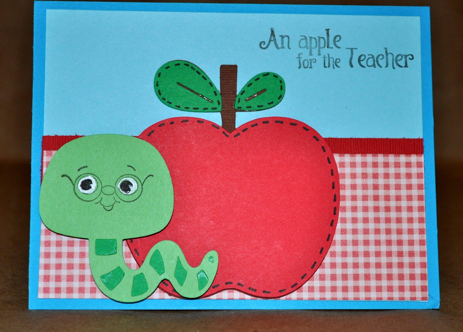 Crafty Bug Susie Monster Birthday Card And Teacher Card