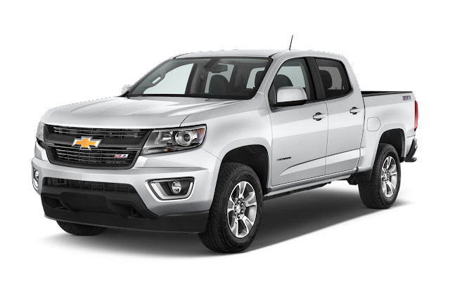 Chevrolet Colorado Double Cabin