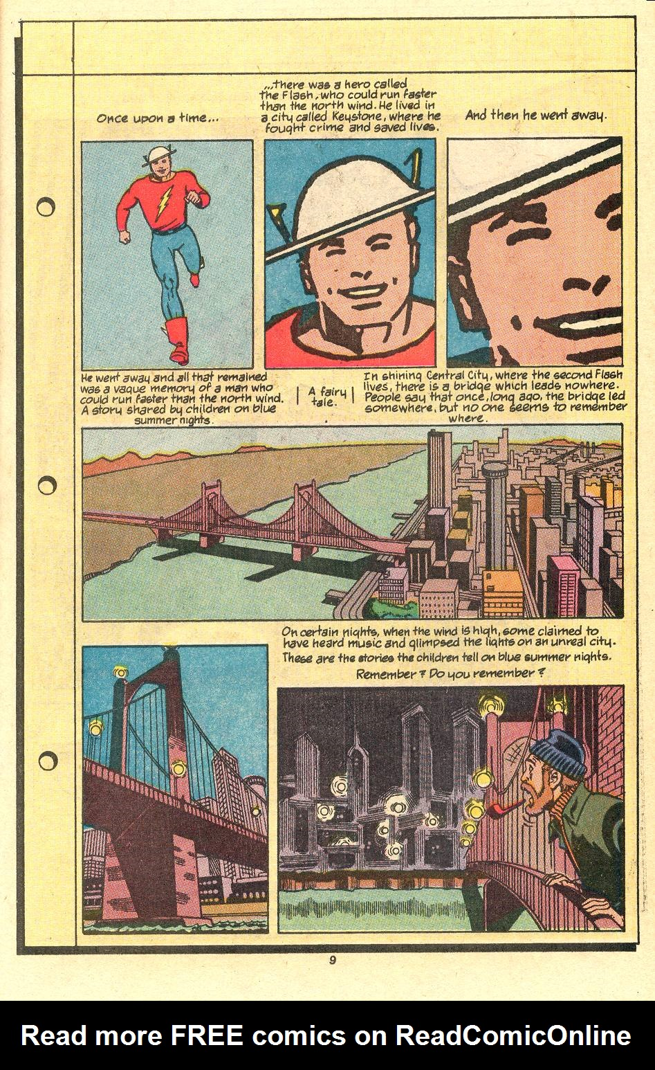 Read online Secret Origins (1986) comic -  Issue #50 - 11