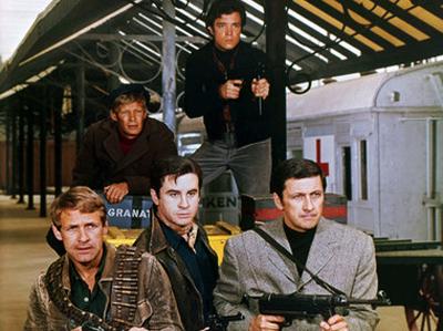 Falando em Série: OS GUERRILHEIROS (1967)