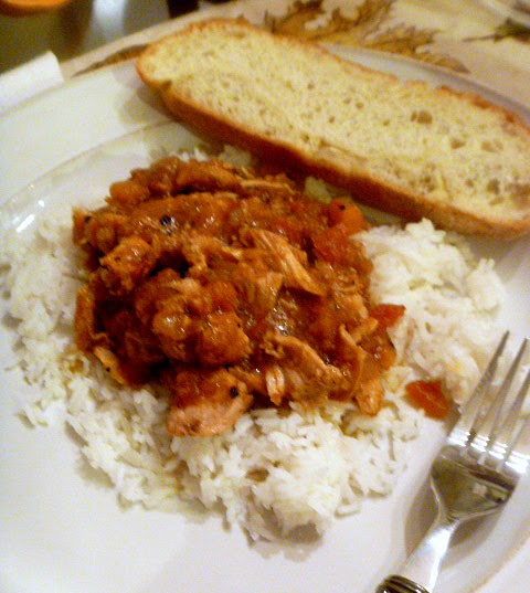 Slice of Southern: Sunday Supper: Pork and Pumpkin Stew
