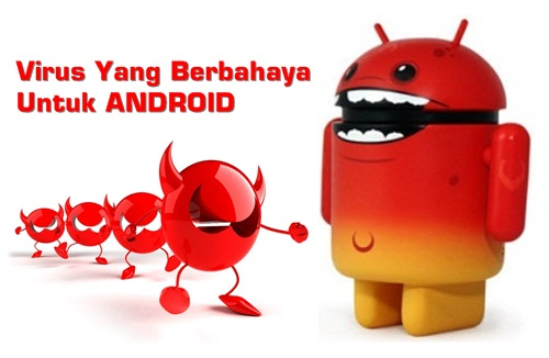 virus hp android
