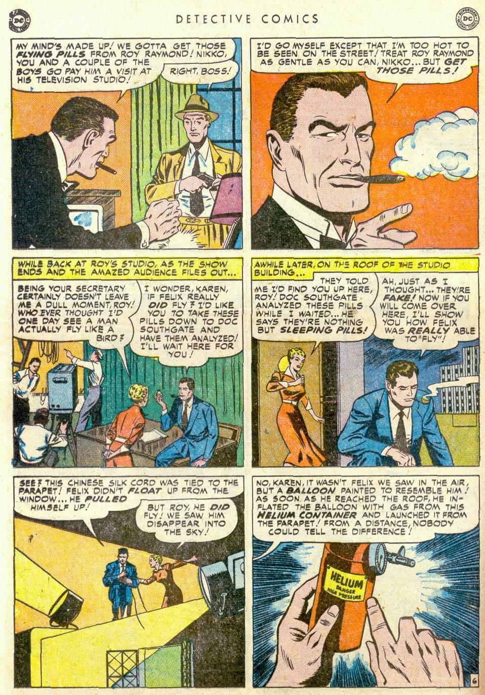 Read online Detective Comics (1937) comic -  Issue #163 - 21
