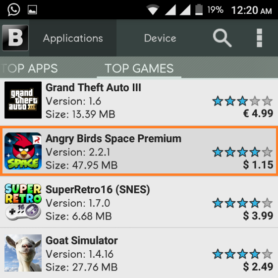 free android apps download black market