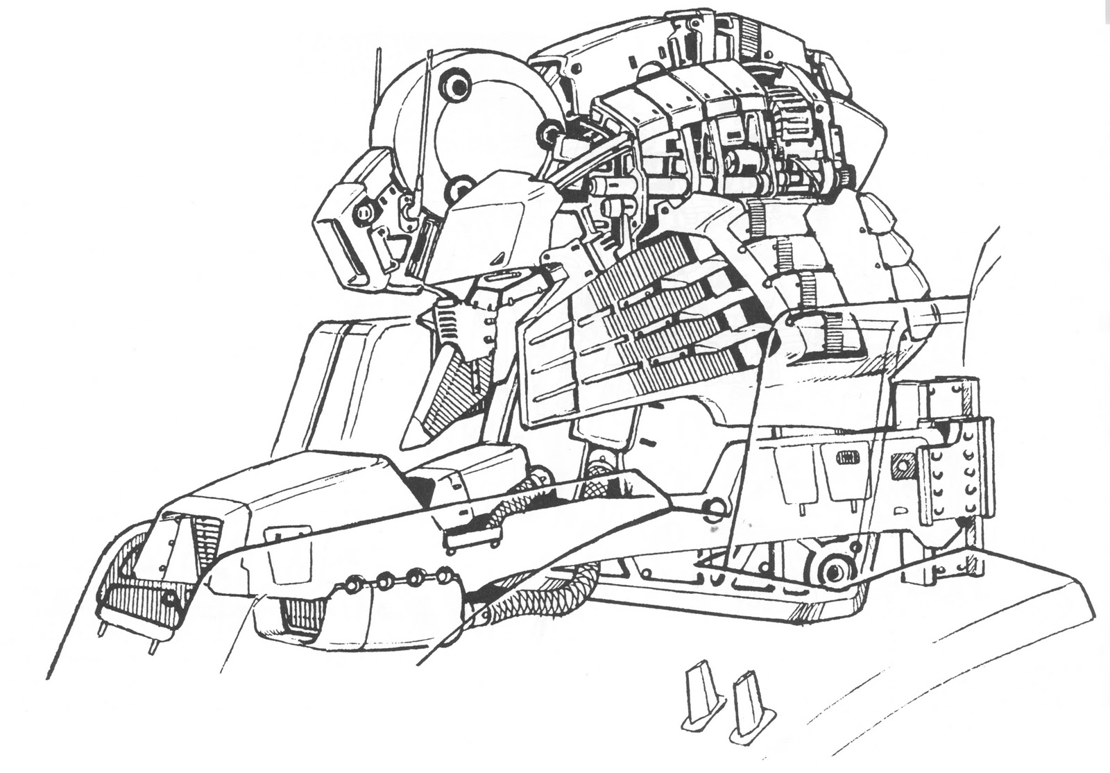 Head Strike Concept And Design