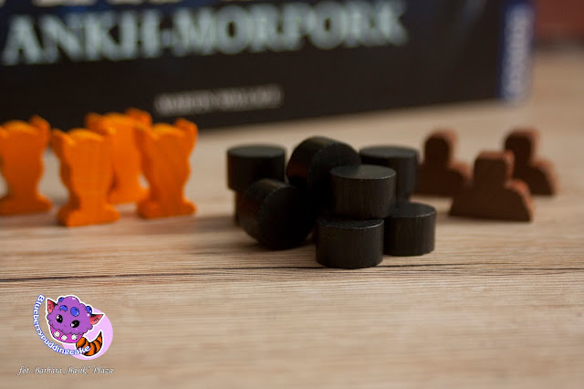 Ankh-Morpork - gra planszowa od wydawnictwa Phalanx