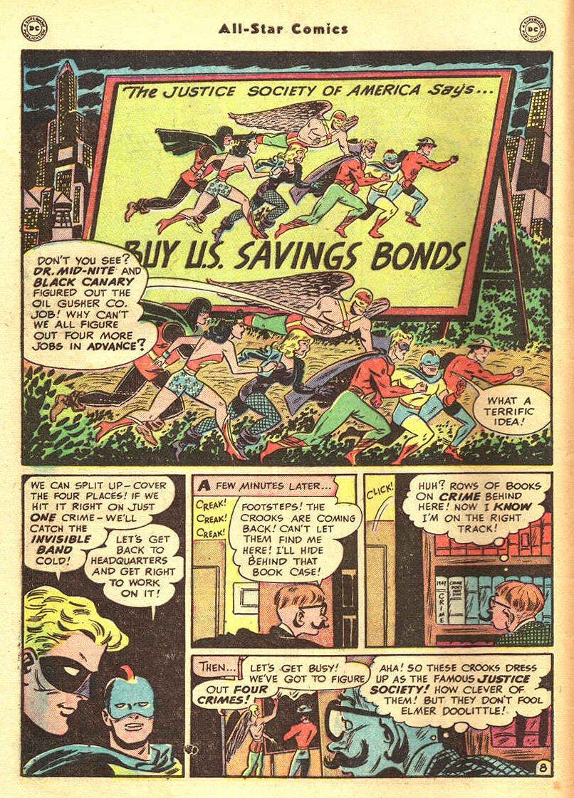 Read online All-Star Comics comic -  Issue #46 - 10