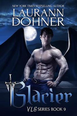 Capa-livro-Glacier-Laurann-Dohner