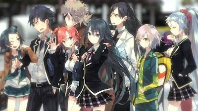7 Rekomendasi Anime Romance Comedy School Terbaik!