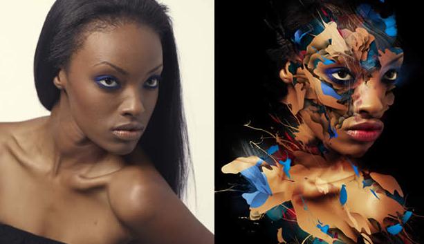 created image through adobe photoshop cs6