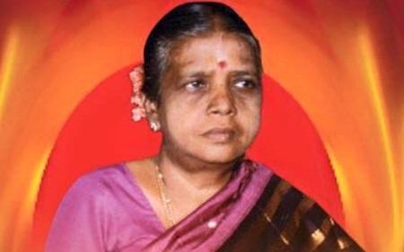 Veerathin Vizhai Nilame – Parvathi Amma