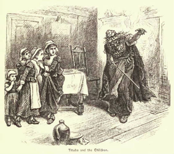 Tituba, the Early American Witch | Mental Floss