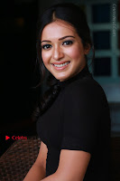 Actress Catherine Tresa Latest Stills in Black Top and White Pants  0008.JPG