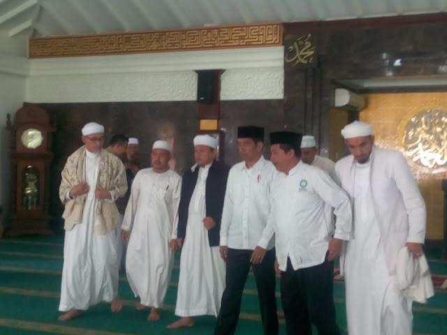 PPP: Tidak Semua Elemen 212 Menolak Jokowi