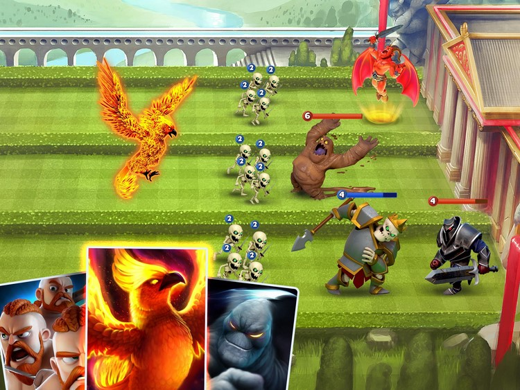 [FREE] Download Castle Crush Epic Battle - Free Strategy Games for Android