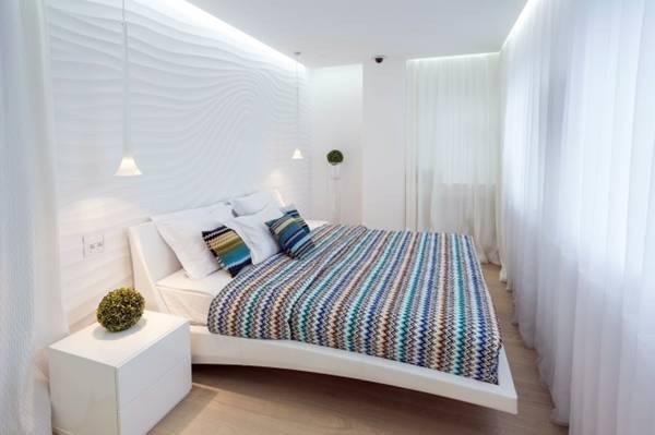 Thiết kế phòng ngủ mang lại tốt lành