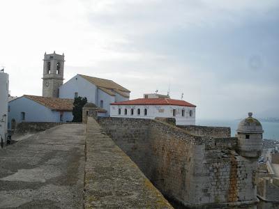 Nucli antic de Peñiscola Costa del Azahar Castellon
