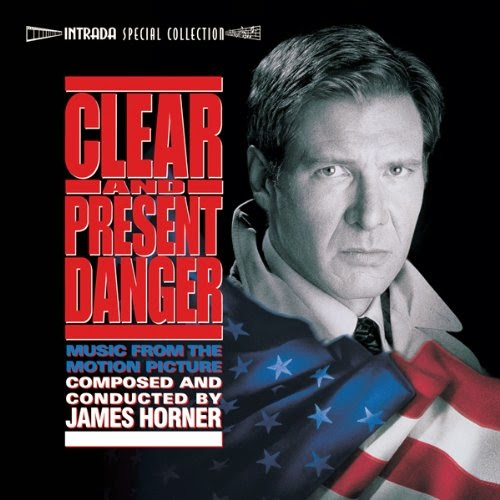 Soundtrack Universe Clear And Present Danger 2013 Intrada Edition Review