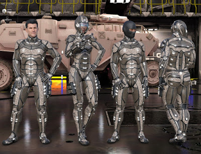Hydron Suit Expansion Pack