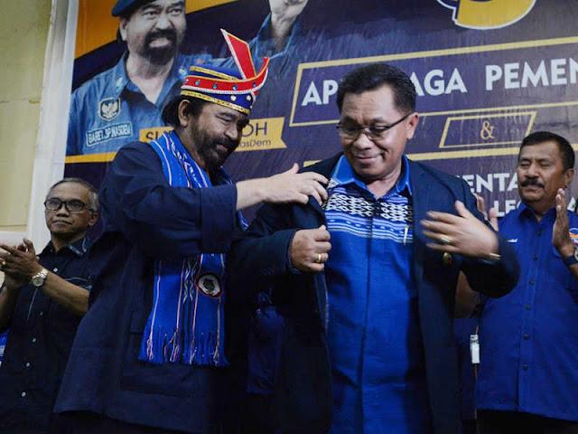 Inilah Alasan Petrus Fatlolon Pindah dari Partai Demokrat ke Nasdem