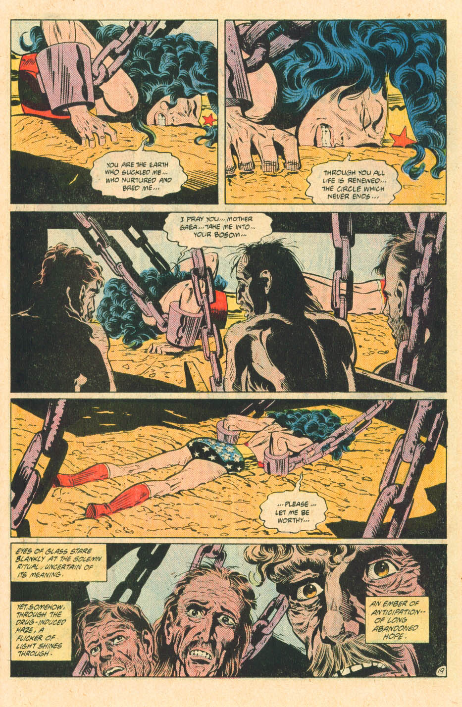 Read online Wonder Woman (1987) comic -  Issue #30 - 21