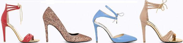 scarpe da donna primavera-estate 2016 di patrizia pepe