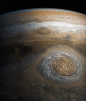 Jupiter Storm of the High North