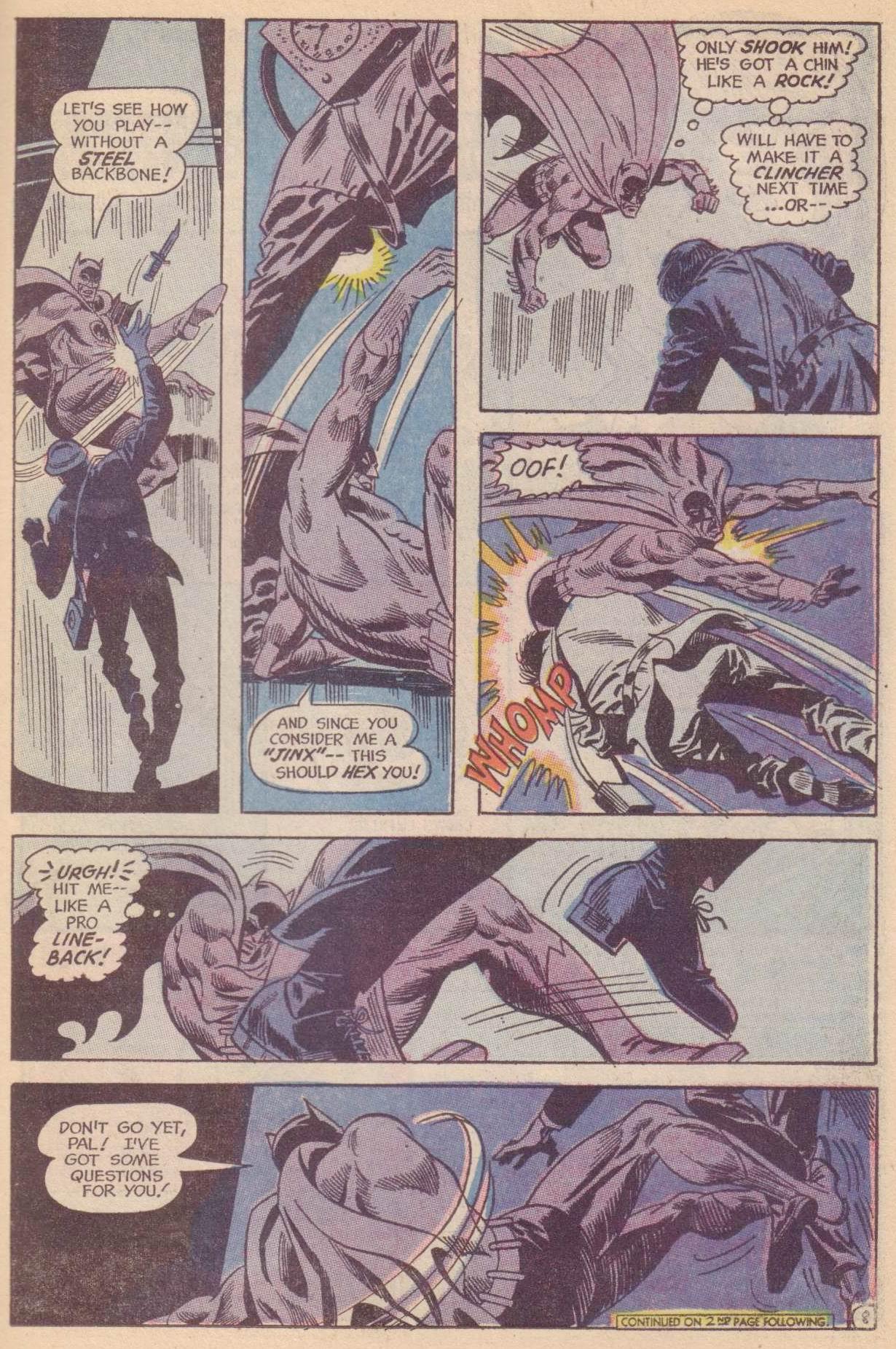 Detective Comics (1937) 409 Page 10