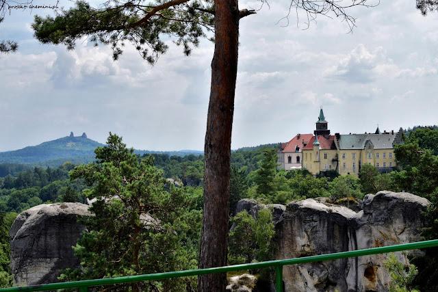 Hruboskalsko-Mariańska vyhlidka