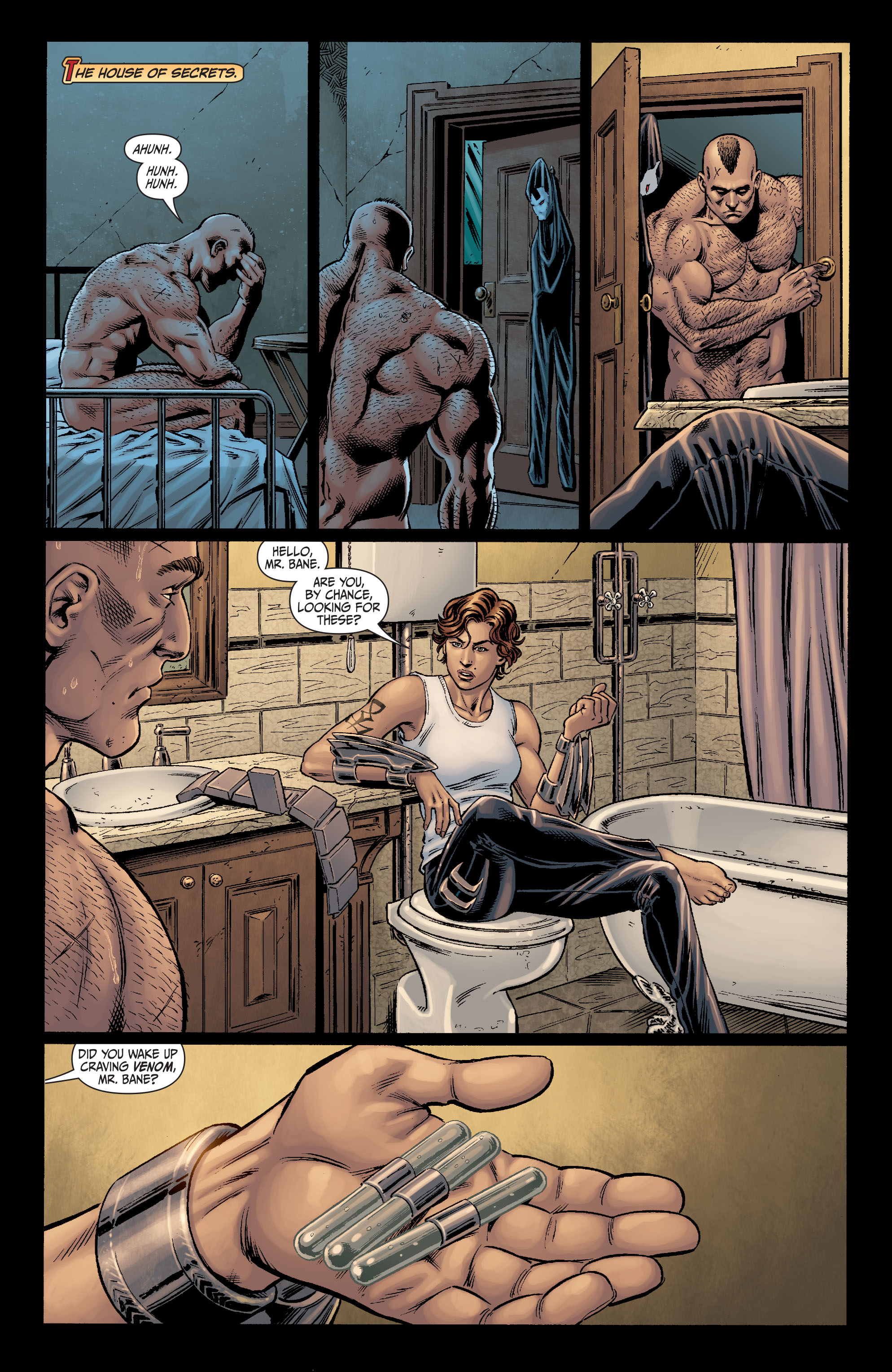 Read online Secret Six (2008) comic -  Issue #10 - 8