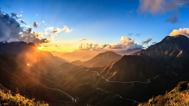 Legendary O Quy Ho pass in Vietnam's northwest 1