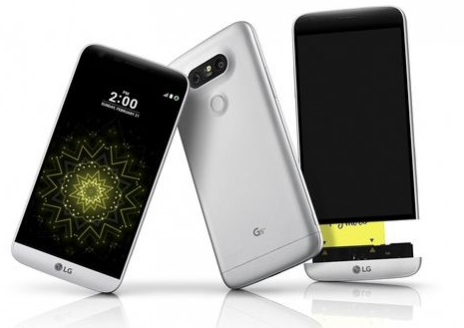 HP Android LG G5