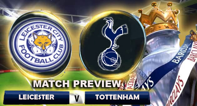 Tottenham Vs Leicester Prediction: White Rat TV Football News: Football