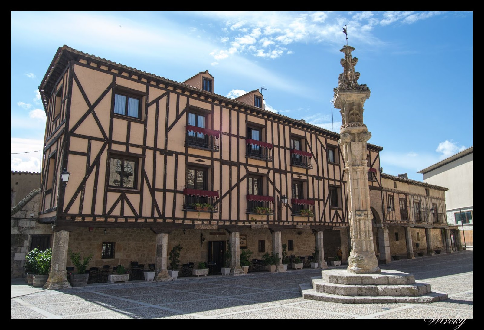 Alojamientos de Castilla y León La Posada Ducal exterior